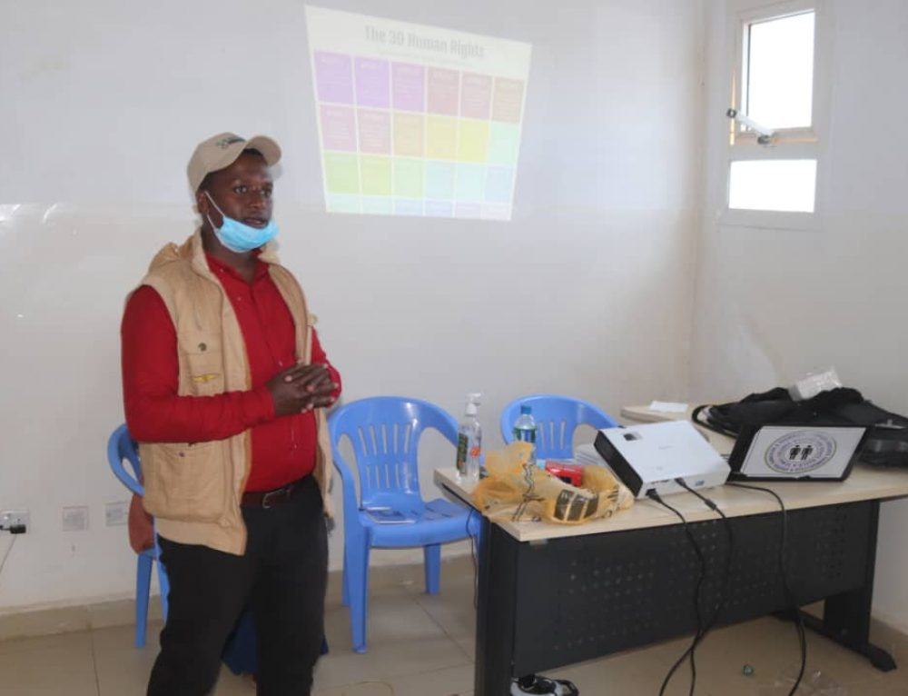 South Somali Youth Organization Conductèd Capacity building of the South West State Police and Police Force